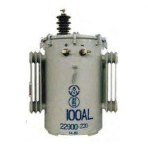 Amorphous Core Type Pole Transformer