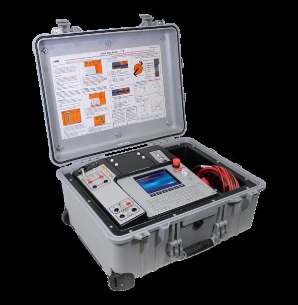 Automatic current transformer tester Model:CTT series