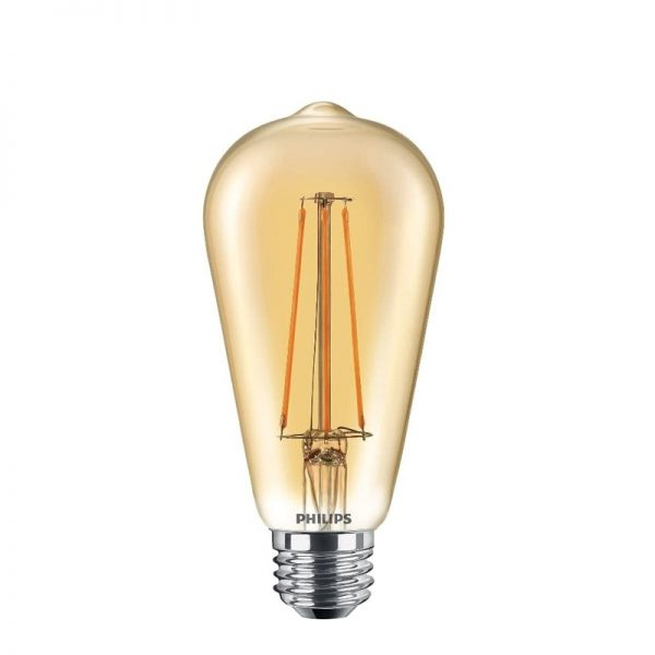 Deco Classics – Dimmable Amber Coated