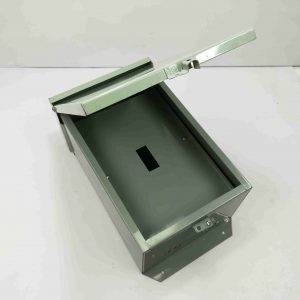 Nema 3R Enclosure for FEV - Combination 2 Pole & 3 Pole - Powder Coated GA.20