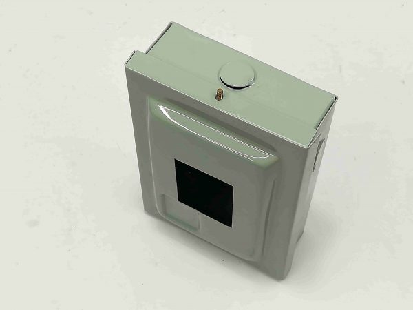 Nema 1 Enclosure for TQL - 3 Pole - Powder Coated GA.20