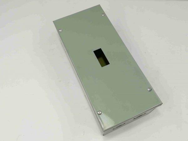 Nema 1 Enclosure for TQD - Combination 2 Pole & 3 Pole - Powder Coated GA.20