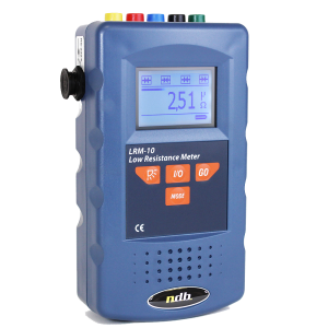 High preHigh precision digital 10A micro-ohmmeter Model: LRM-10