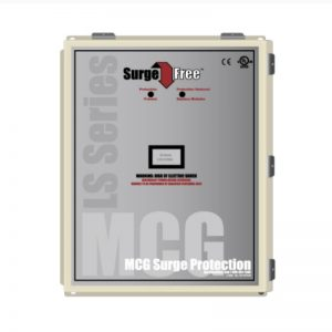 MCG Surge Arrester AC Protection Service Entrance SPD - PT 250 & 160 Series
