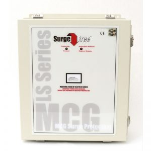MCG Surge Arrester AC Protection Service Entrance SPD – SF 200LS Series
