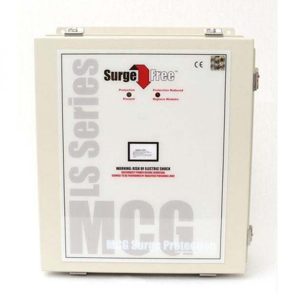 MCG Surge Arrester AC Protection Service Entrance SPD – SF 200LS Series
