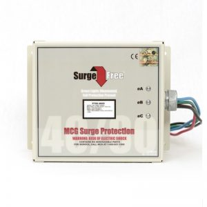 MCG Surge Arrester Local Panel SPD Category A Model: SF-PT80 PT40 Series