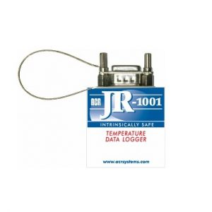 Model: JR-1001 Low-cost, Intrinsically Safe Temperature Data Logger
