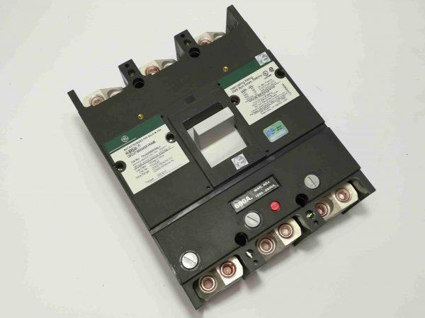 Molded Case Circuit Breaker - Industrial type, 3 P