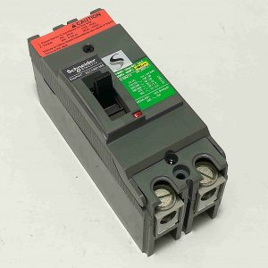 Molded Case Circuit Breaker EZC100H15 - Industrial Type, 2 P