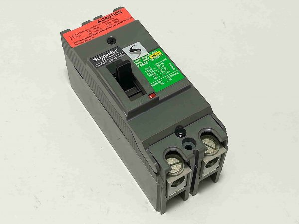 Molded Case Circuit Breaker EZC100H15 - Industrial Type, 2 P