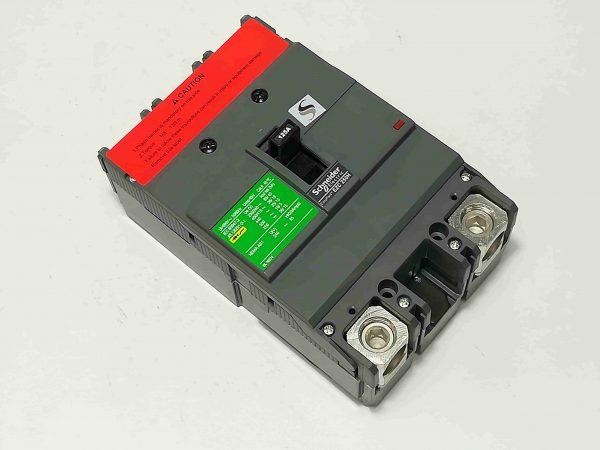 Molded Case Circuit Breaker EZC250H - Industrial type, 3 P