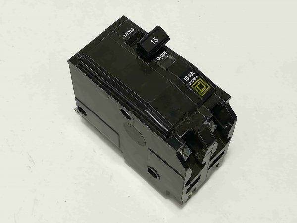 Miniature Circuit Breaker (QOB) - Bolt-On Type, 2 pole - 240V