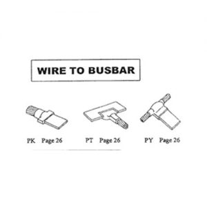 wire to busbar connection