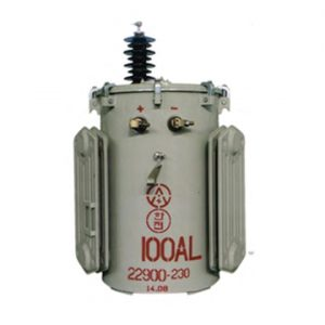 Pole Type Transformer