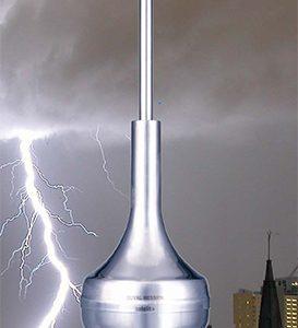 Duval Messien ESE Lightning Protection Solution Model: Satelit+ G2 6000