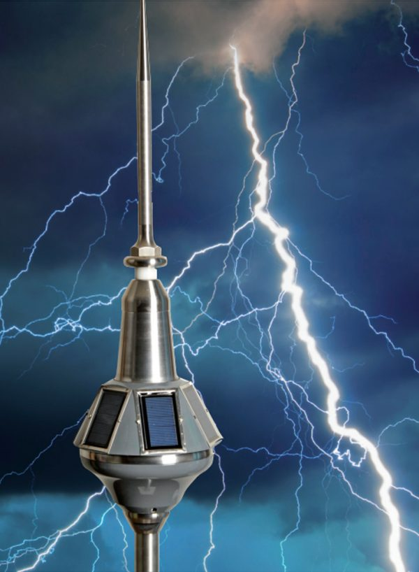 Duval Messien ESE Lightning Protection Solution Model: StormSat 6000