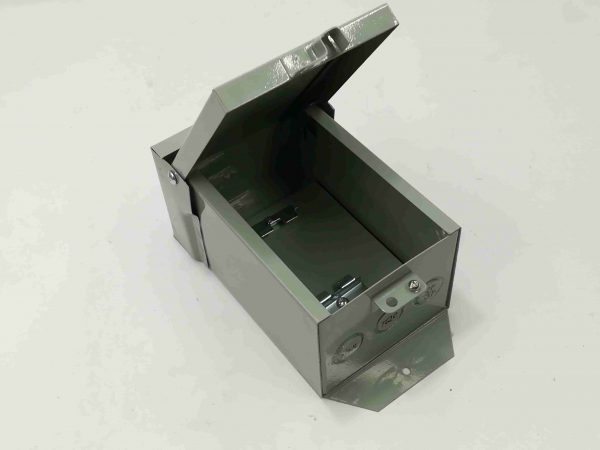 Nema 3R Enclosure for TQC - Combination 2 Pole & 3 Pole - Powder Coated GA.20
