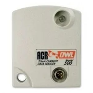 OWL 500 – DC Current Single-Channel DC Current Data Logger