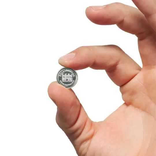 Smartbutton Smallest, Lowest-Cost Single-Channel Data Logger With 1-Year Warranty