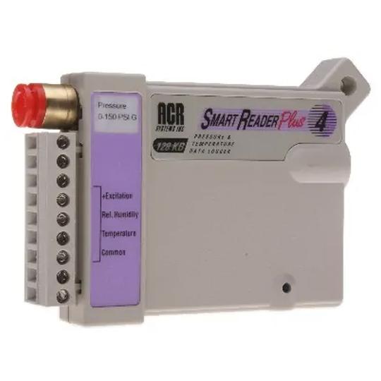"Smartreader Plus 4 – 5G – 128 KB (01-0115) 4-Channel Pressure, Temperature & Relative Humidity Data Logger"""